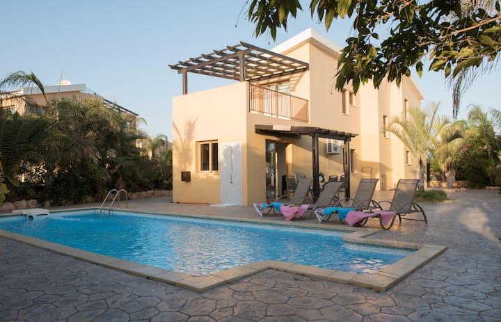 Angel Villa with Private pool