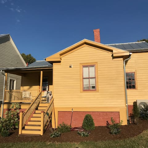 Little House in Downtown Staunton