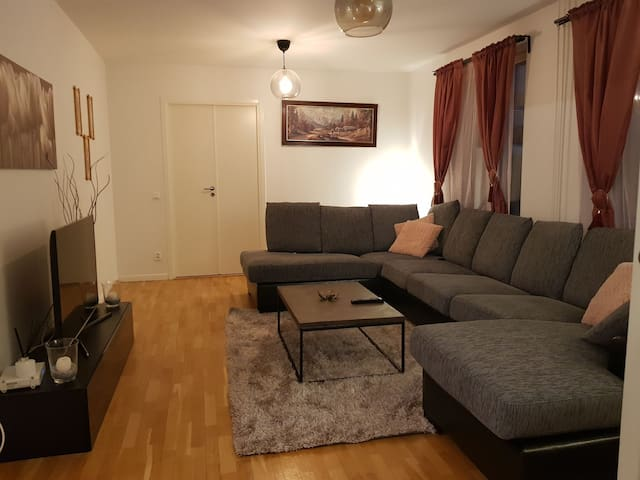 A spacious room at the center of Malmö