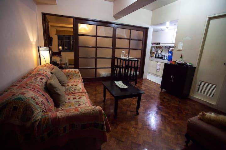 54 SqM. 1 Bedroom Apartment in Ortigas Center