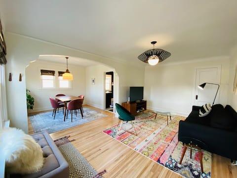 Moderne Cottage Getaway in St. Paul