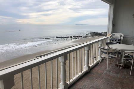 Stunning Three Story Oceanfront Malibu Home