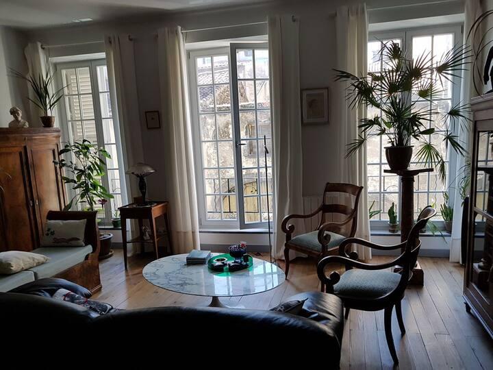 Chambre chez l'habitant centre ville Riom