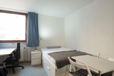 Kleine Wohnung inmitten der Stadt - Mannheim