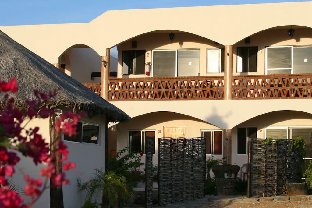 Registration and Principal Building