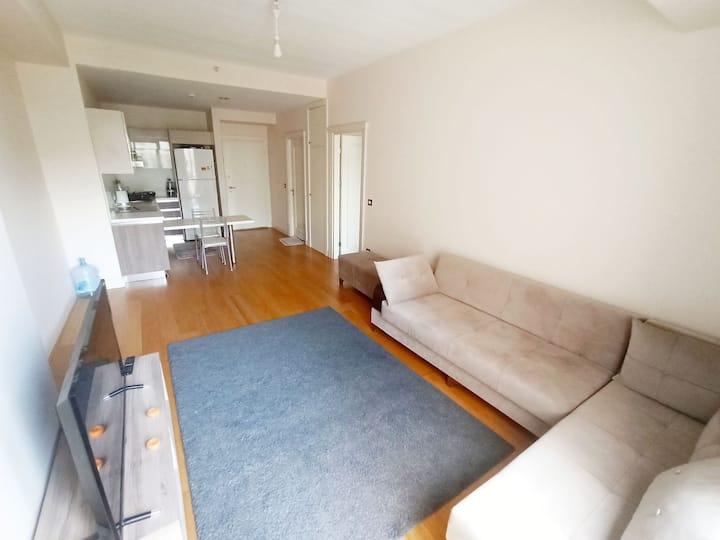 1+1 Residence Apartment in Venezia İstanbul