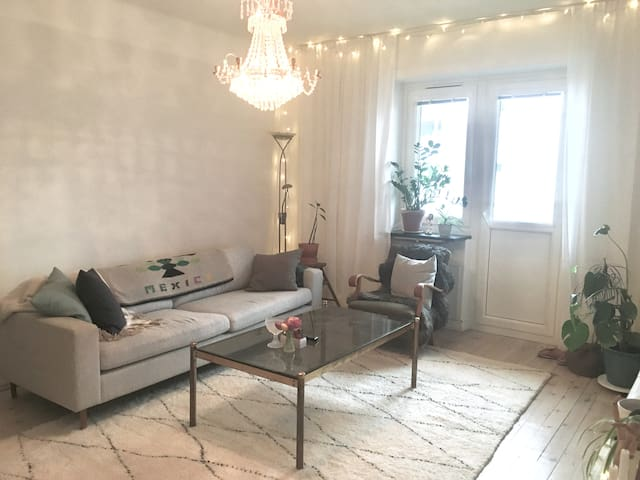 Great apartment close to Stockholm