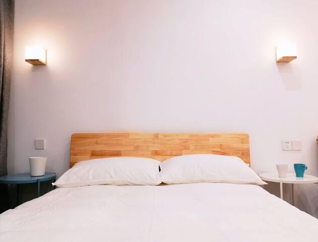 日式亲子大床房