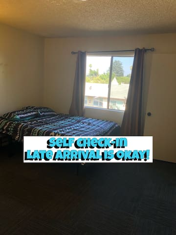 Private Master Bedroom By All Major Cities in LA!!