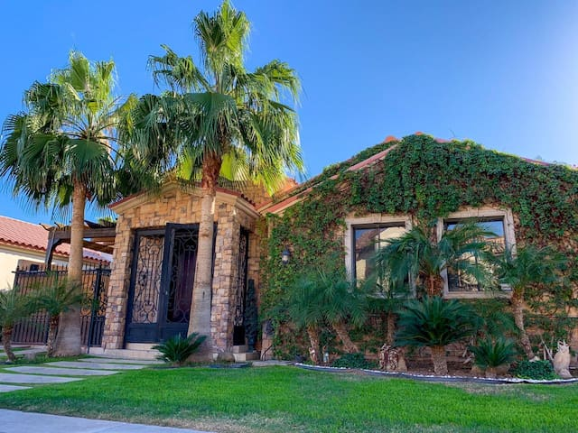 Residencia en San Pedro 1, Mexicali BC.