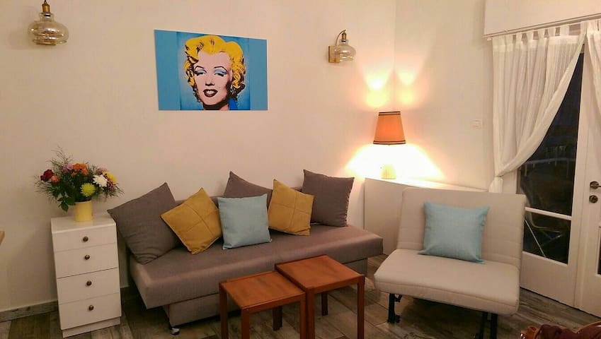 the happy apartment in the heart of jerusalem no 2