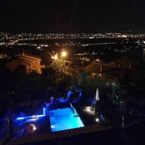 Panorama by night