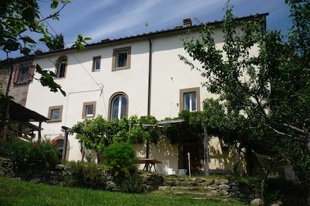 Galbino, Anghiari, Tuscany - Tavernelle