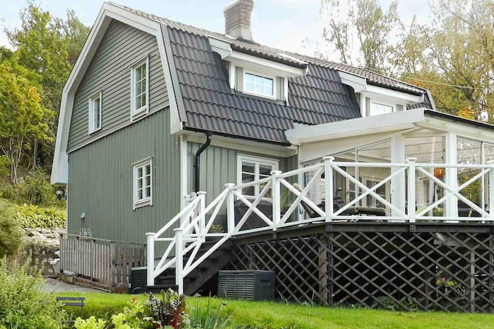 4 star holiday home in LYSEKIL