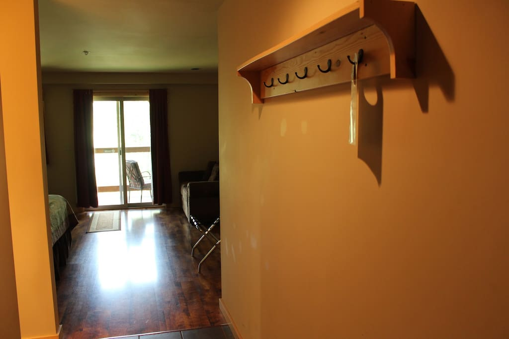 Methow River Lodge Room #19