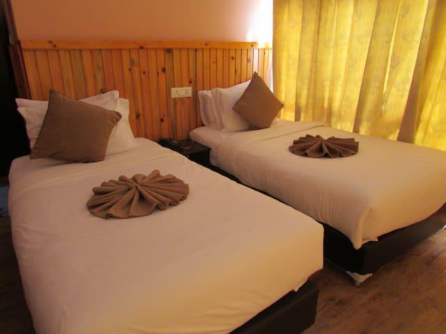 Hotel Oro Villa - Room 201 is standard double room