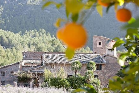 RENT A WHOLE AGROTOURISM AT SÓLLER FOR 27 PEOPLE - Fornalutx