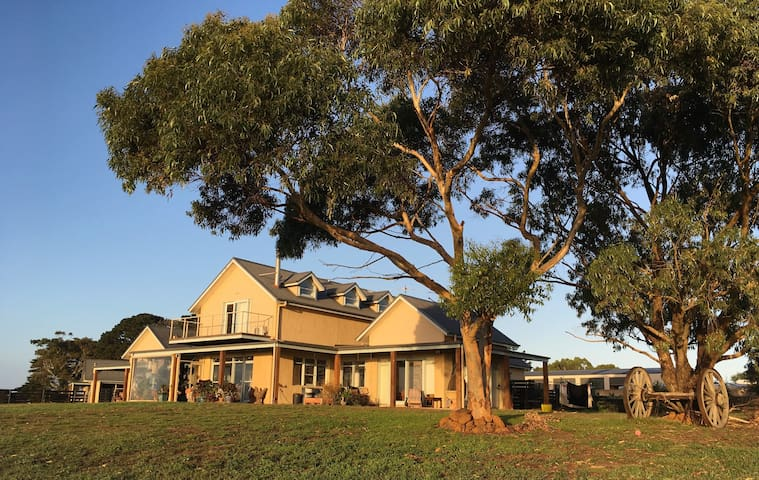 Bracken Hill Farm - Apartment 2 - Point Lonsdale - Hus
