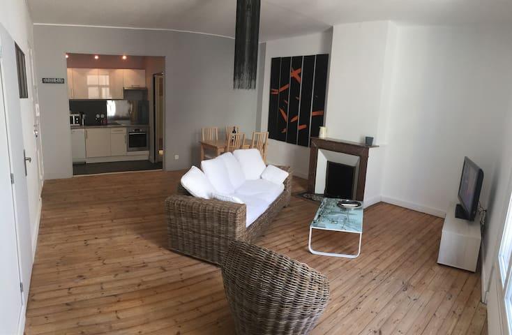 Appartement moderne idéalement placé - Blaye - Apartment