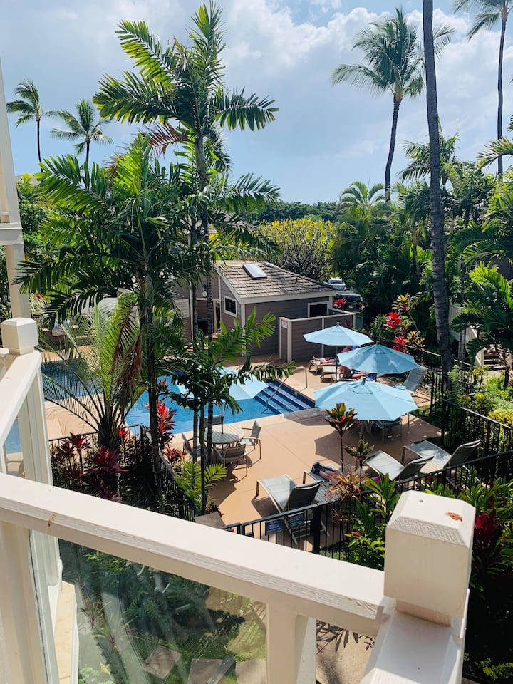 Premium Wailea One Bedroom Condo for Less
