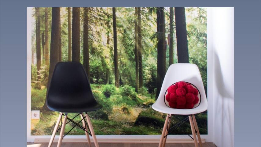 Schwarzwald moderne Ferienwohnung für 4 Personen