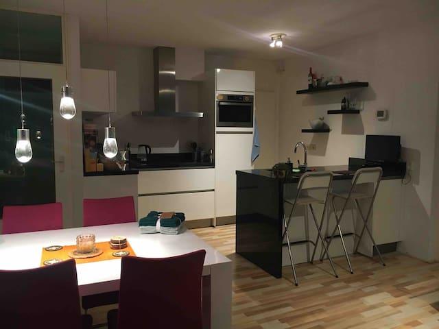 Modern apartment in the heart of Groningen