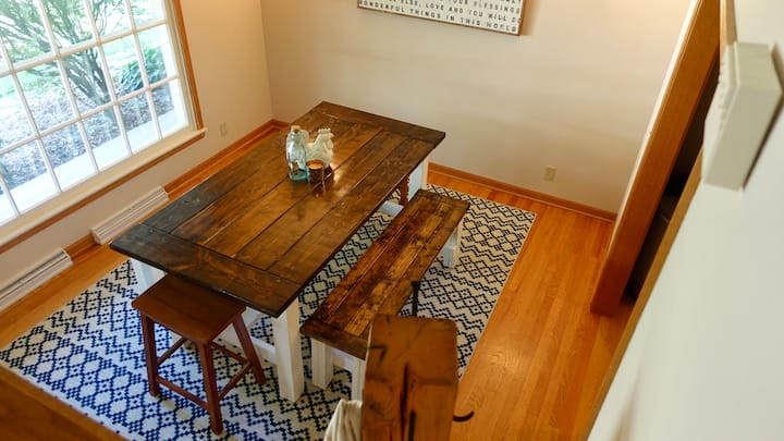 Charming Madison Getaway, Easy Downtown Access