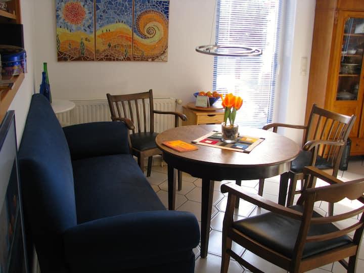 Villa Mila: sehr gut schlafen, wohlfühlen & essen