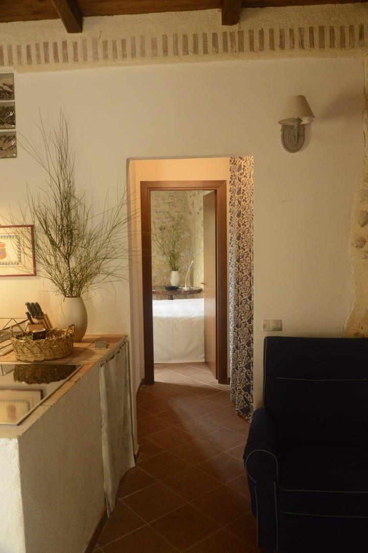 Casa Rocca di Calcariola