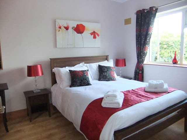 Mollie's Room, Cillin Bed and Breakfast - Meath - Гестхаус