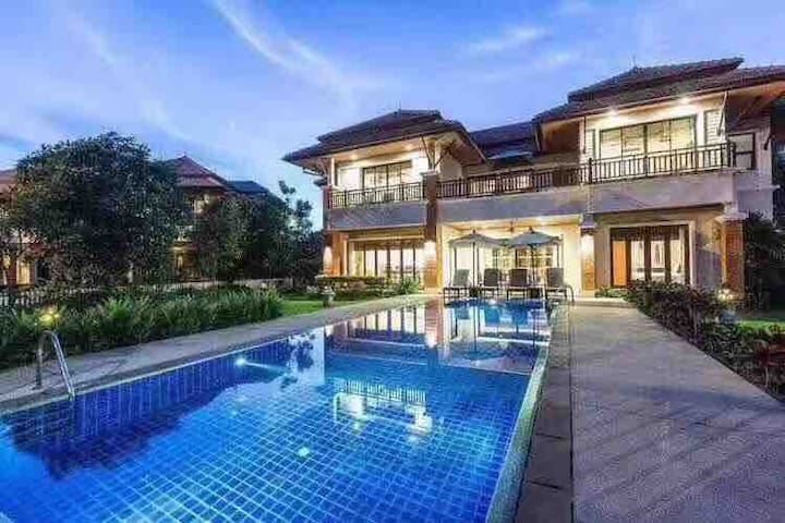 Luxury Villa 116/13-Laguna 拉古娜(乐古浪)度假别墅