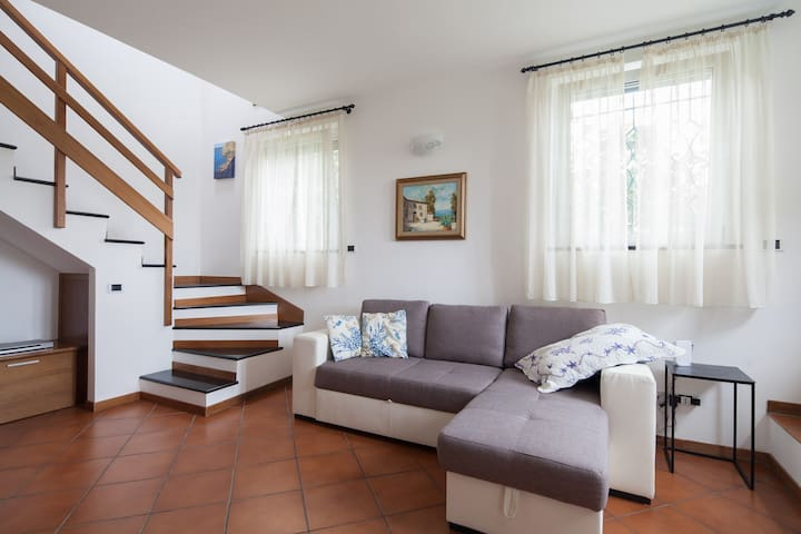 Indipendent apartament with two floors in Levanto