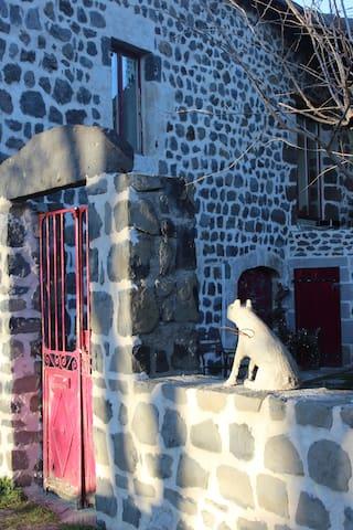 La Framboisine Maison de charme - Alleyrac - House