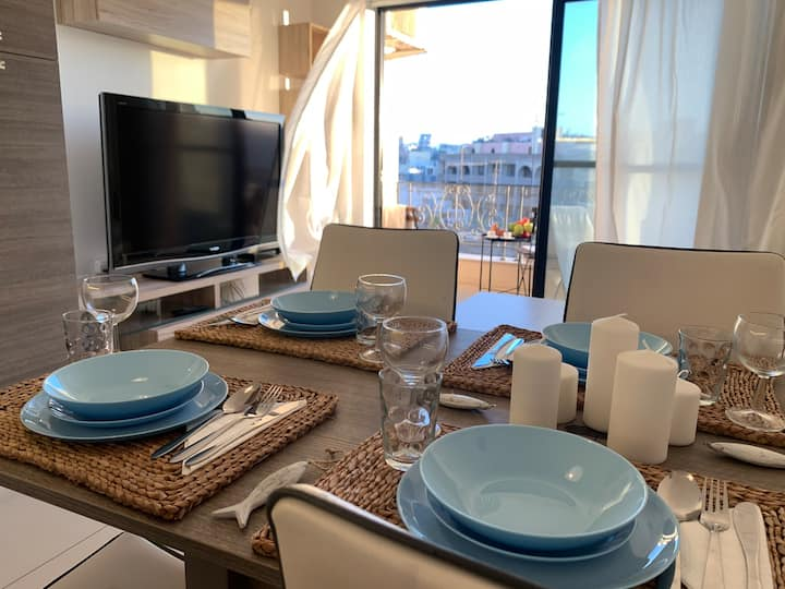 Malta Sunny Holiday's Apartment to Let