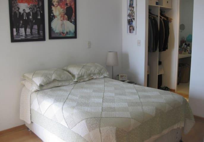 Habitacion - Bogotá - Bed & Breakfast
