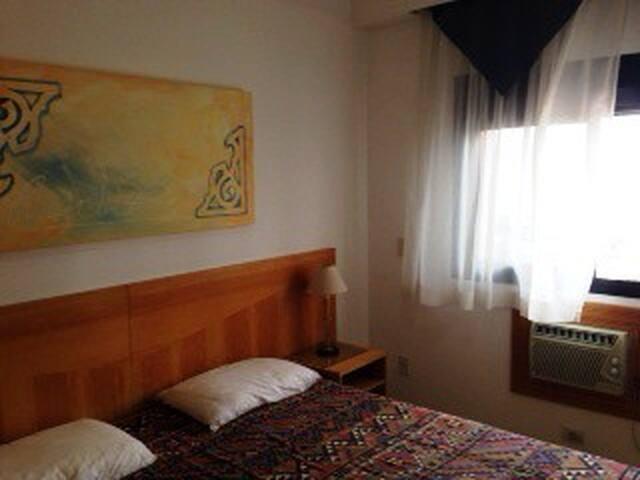 Flat with hotel service. - Mogi das Cruzes - Daire