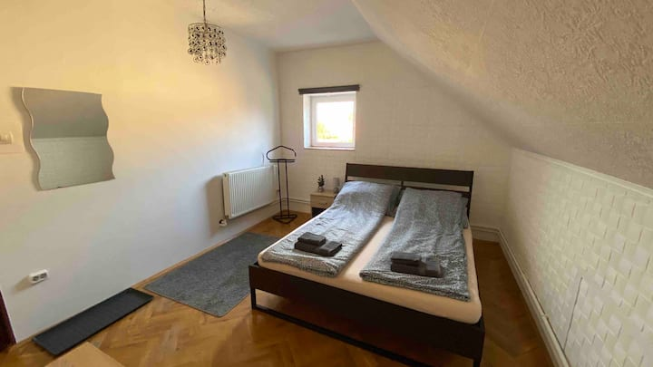Cosy air-conditioned private room Budapest