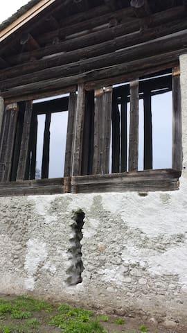 CadMartin - monolocale con giardino - Bregaglia - Pis