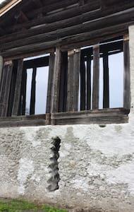 CadMartin - monolocale con giardino - Bregaglia - Daire