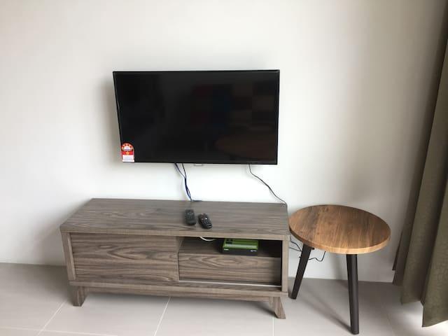 Cameron Barrington Square 1 Room Apartment - Cameron Higlands - Lejlighed