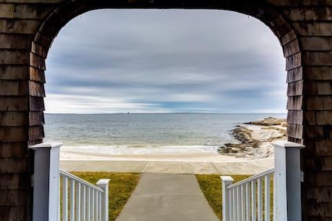 Connecticut Beach House