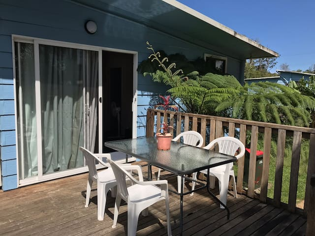 Cabin by the Creek - Coffs Harbour- Repton Waters