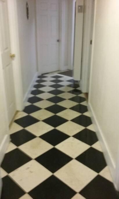 marlbe hallway
