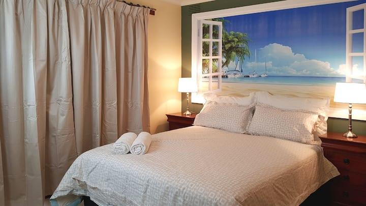 """HACIENDA"" Retreat - Suite 2 (Beach & Hot Springs)"