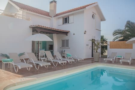 Las Pergolas 5 Bedroom Villa Walk to the Beach - Corralejo - Villa