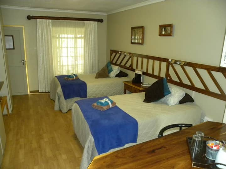 Deluxe 2 Bed Self-catering Room