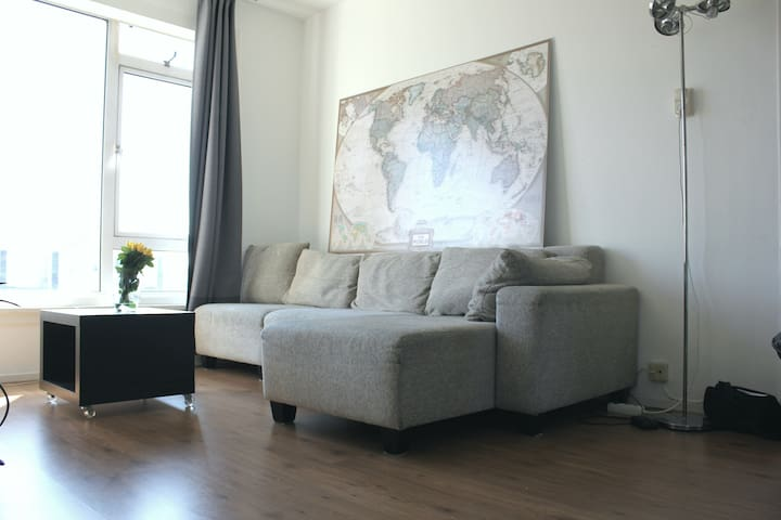 Cosy appartment near the centre of Dordrecht - Dordrecht - Leilighet