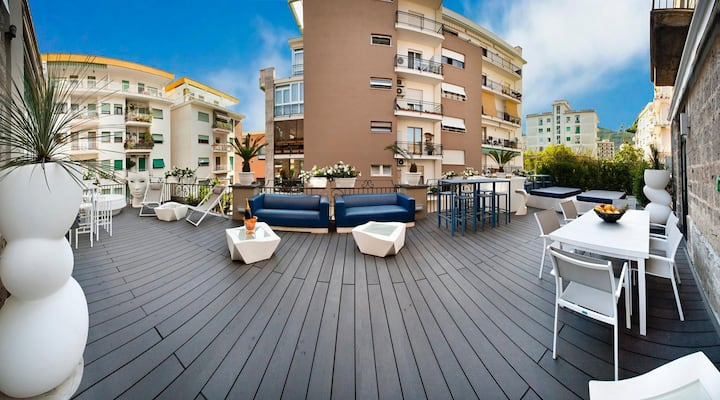 Appartamento Diamond Home de Luxe 1 with Private Terrace and Air Conditioning