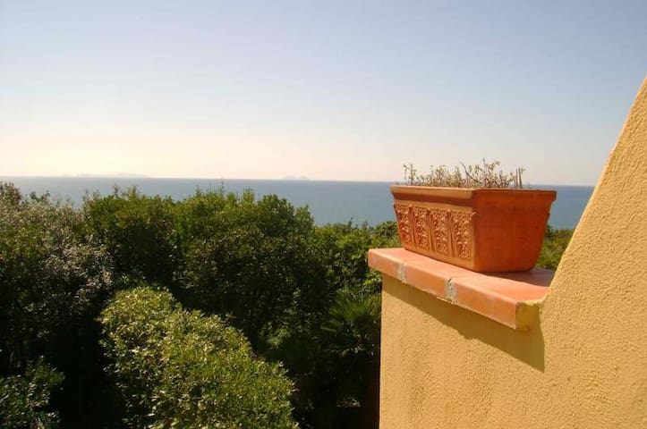 Holiday house by the sea in San Felice Circeo