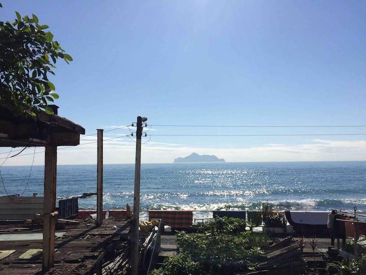 海邊小和室 ocean washitsu